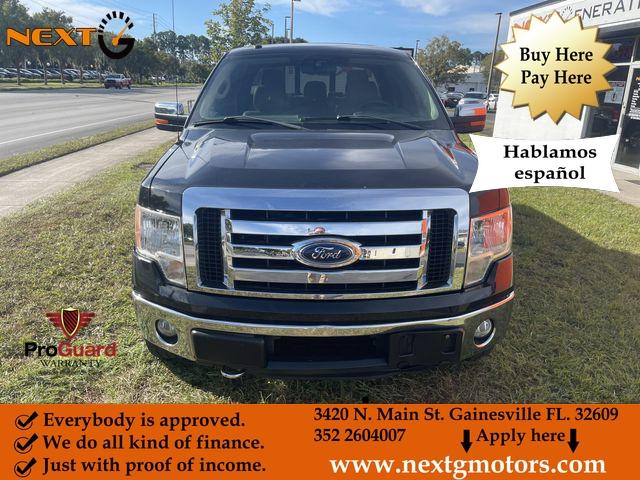 Ford F150 SuperCrew Cab 2011 price $22,100