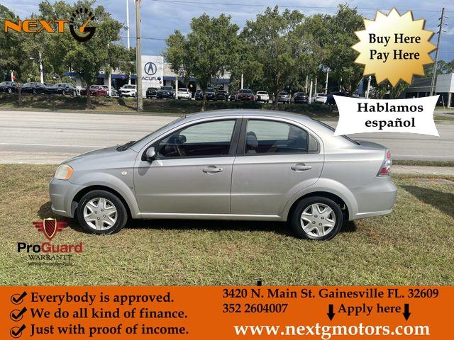 Chevrolet Aveo 2008 price $3,950