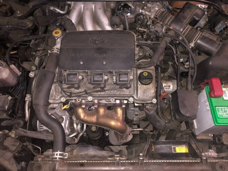 Toyota Camry Solara 2000 price $3,250