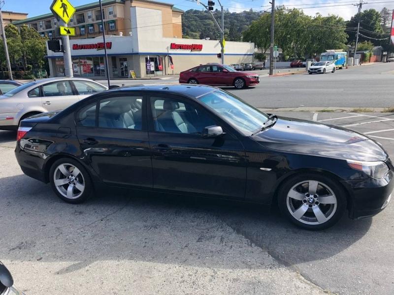 BMW 5-Series 2007 price $4,995