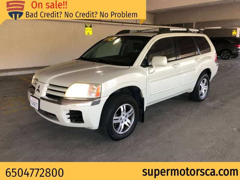 Mitsubishi Endeavor 2004 price $4,995