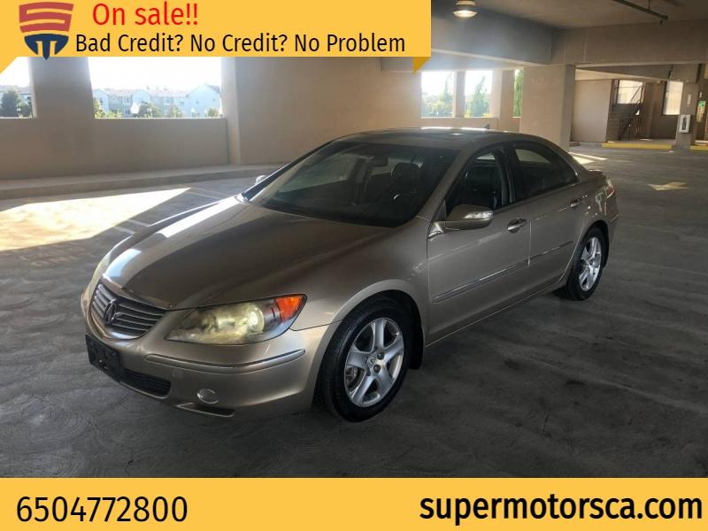 Acura RL 2005 price $5,995