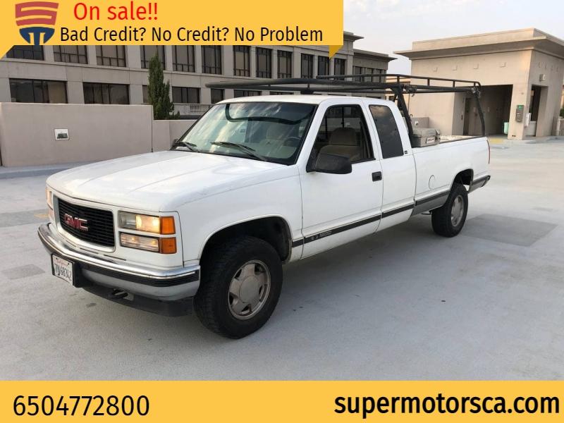 GMC Sierra 1500 1998 price $4,995