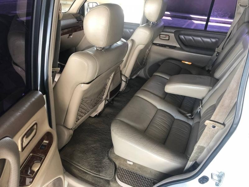 Toyota Land Cruiser 1999 price $14,999