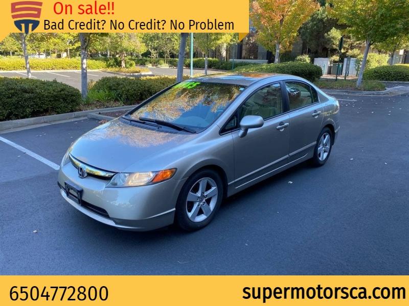 Honda Civic Sdn 2006 price $6,995