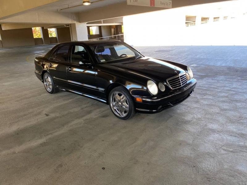 Mercedes-Benz E-Class 2001 price $3,250
