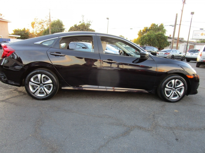 Honda Civic Sedan 2016 price $13,499