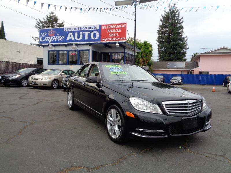 Mercedes-Benz C-Class 2013 price $15,449