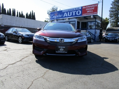 Used Honda Accord Sedan Hayward Ca