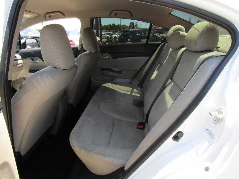 Honda Civic Sedan 2013 price $13,995