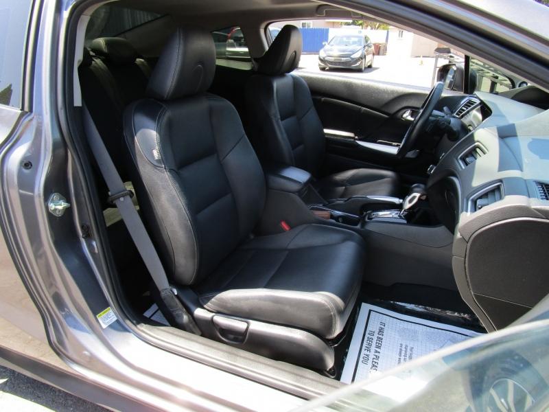 Honda Civic Coupe 2014 price $14,995