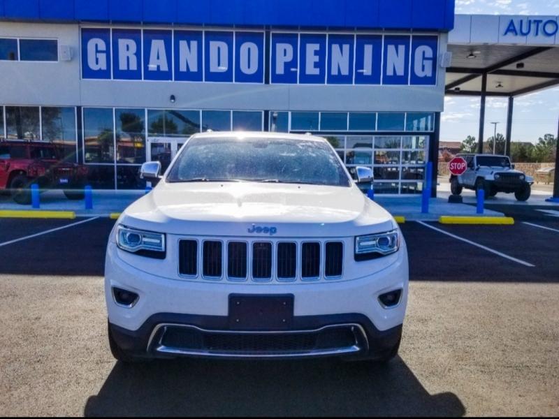 Jeep Grand Cherokee 2015 price $23,995