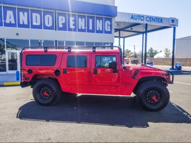 AM General Hummer 1996 price $79,995