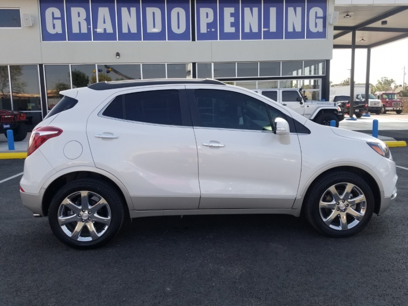 Buick Encore 2017 price $19,995