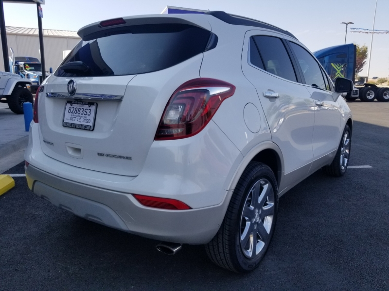 Buick Encore 2017 price $18,995