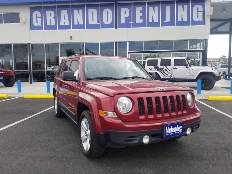Jeep Patriot 2017 price $13,995
