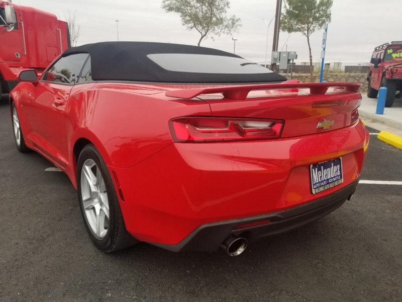 Chevrolet Camaro 2018 price $22,995