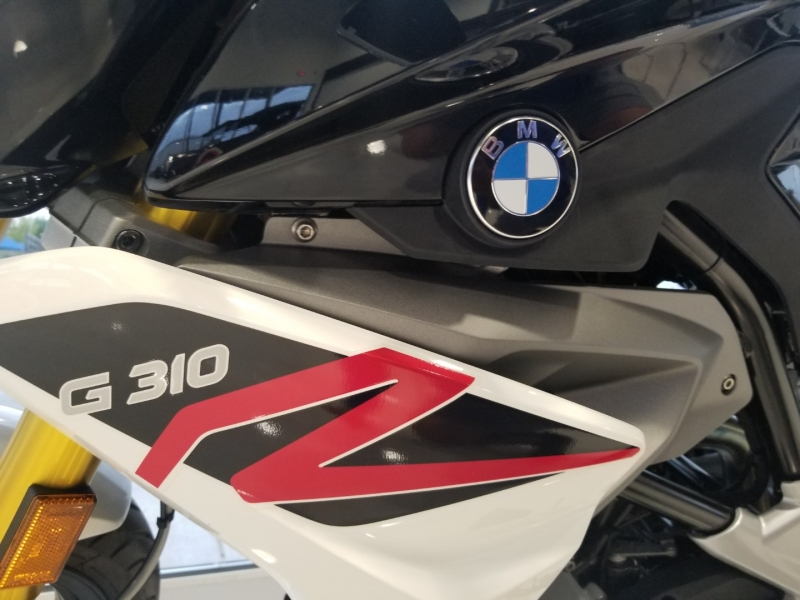 BMW G310 2018 price $6,995