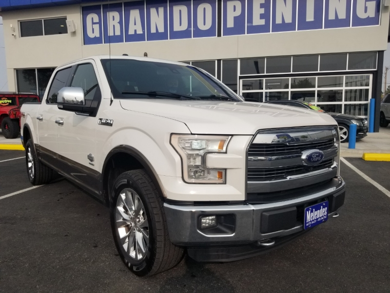 Ford F-150 2015 price $34,995