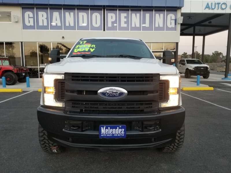 Ford Super Duty F-250 SRW 2017 price $26,995