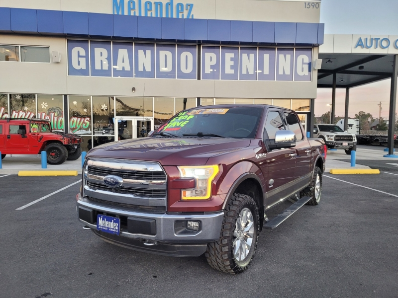 Ford F-150 2015 price $38,995