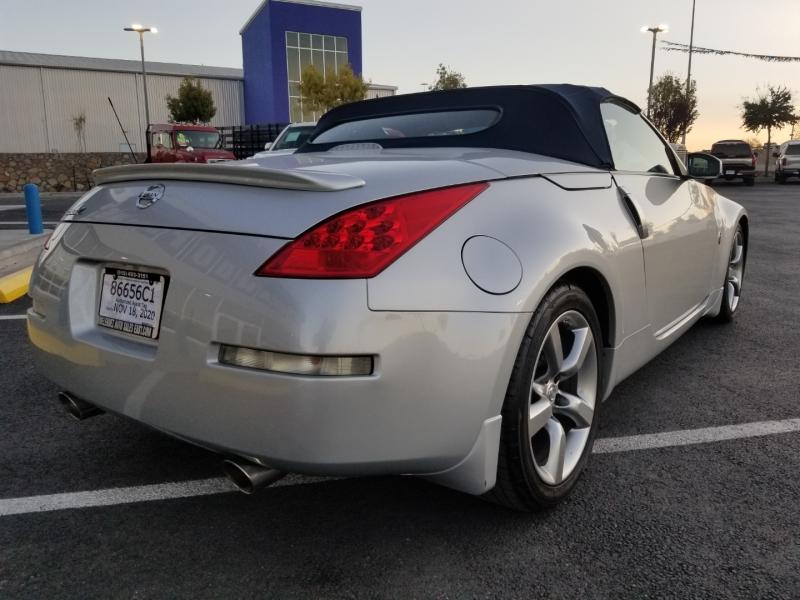 Nissan 350 Z 2007 price $12,995