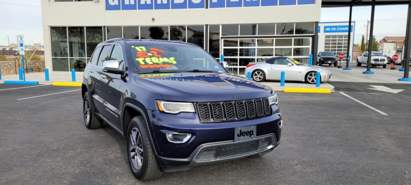 Jeep Grand Cherokee 2017 price $26,995