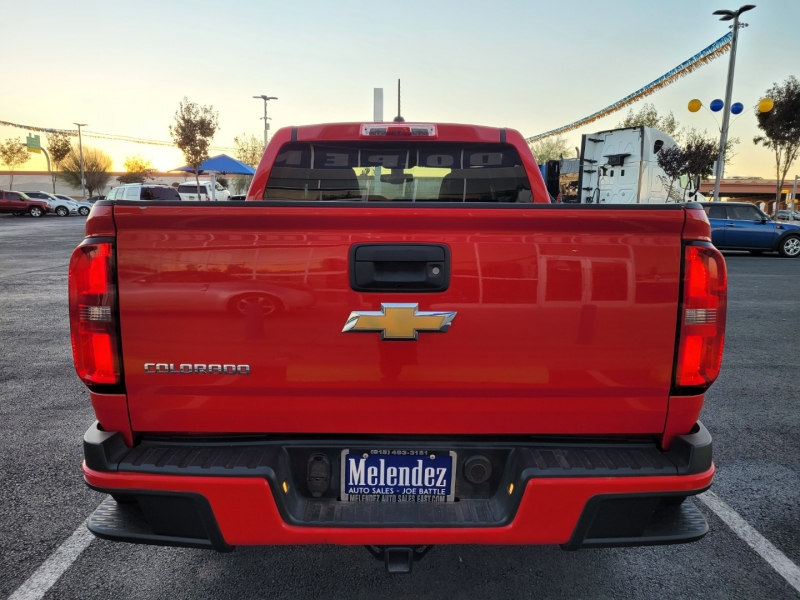 Chevrolet Colorado 2015 price $27,995