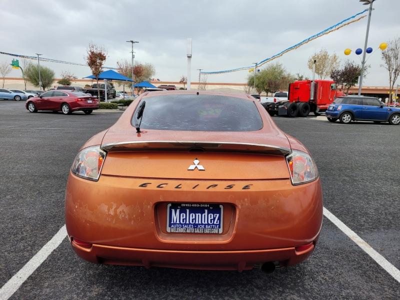 Mitsubishi Eclipse 2007 price $4,950