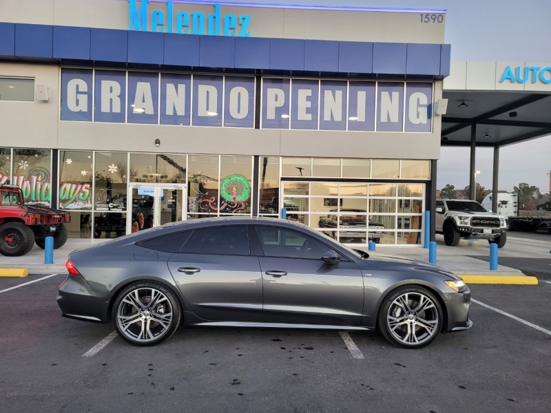 Audi A7 2020 price $74,995