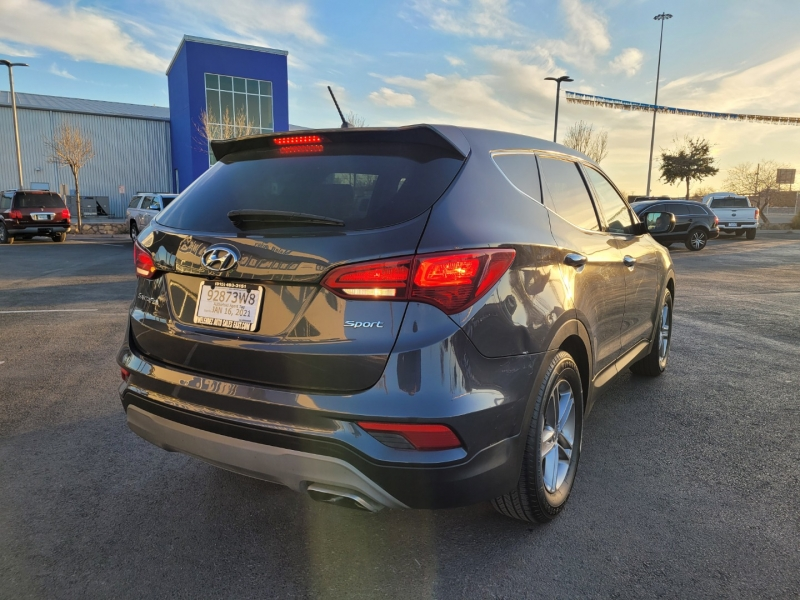 Hyundai Santa Fe Sport 2018 price $14,995
