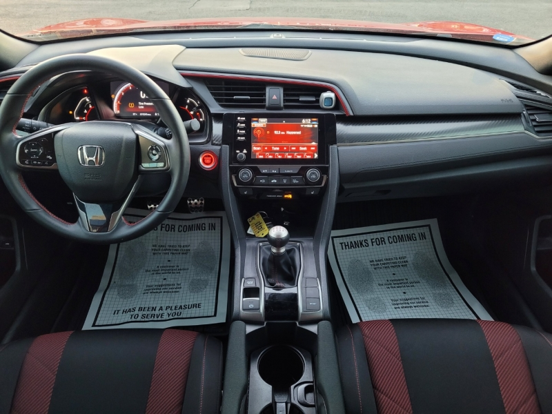 Honda Civic Si Coupe 2020 price $24,995