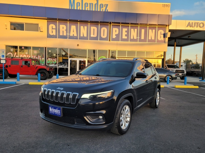 Jeep Cherokee 2019 price $17,995