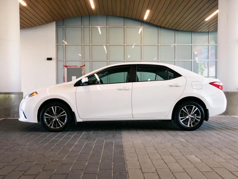 Toyota Corolla 2016 price $15,500