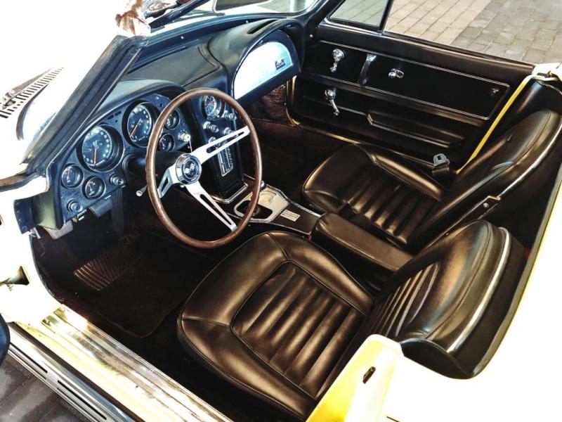 Chevrolet Corvette 1966 price