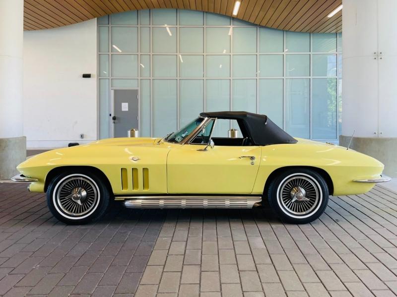 Chevrolet Corvette 1966 price $95,000