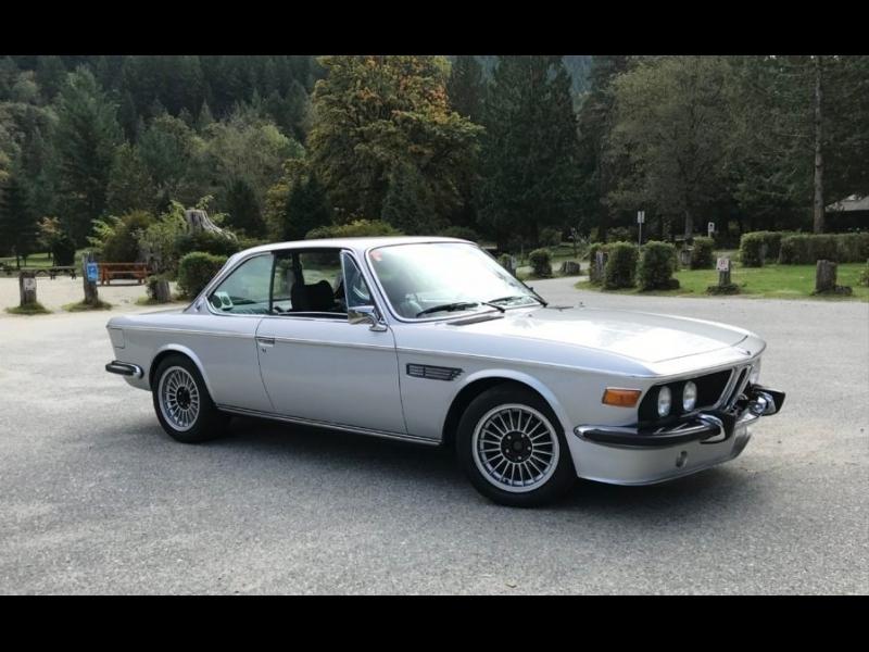 BMW CS 3.0 1973 price