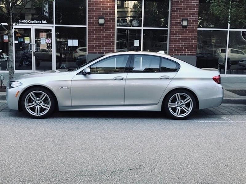 BMW 5-Series 2016 price $28,900