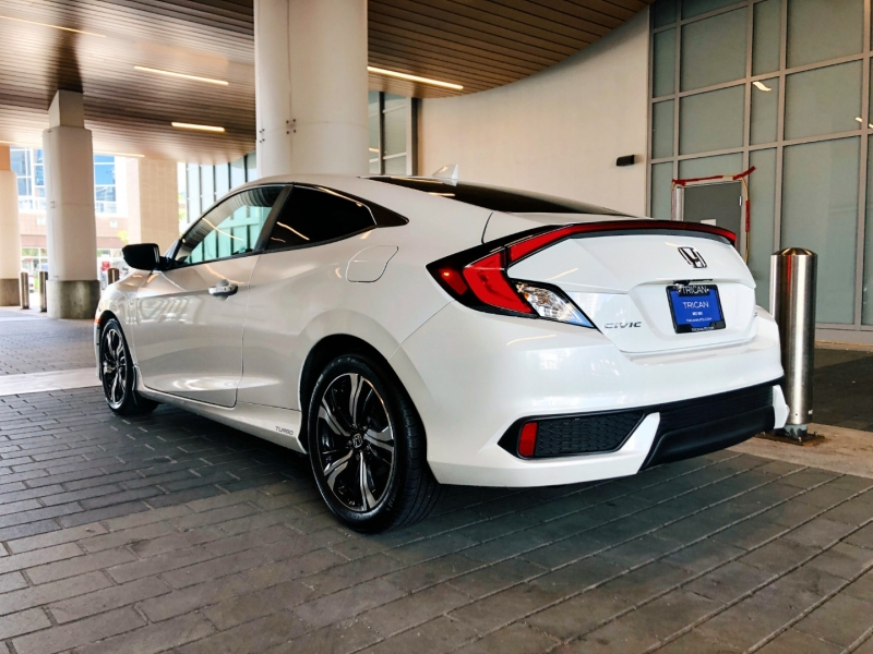 Honda Civic Coupe 2016 price $0