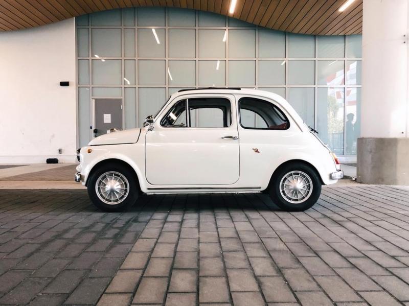Fiat 595 1968 price $0
