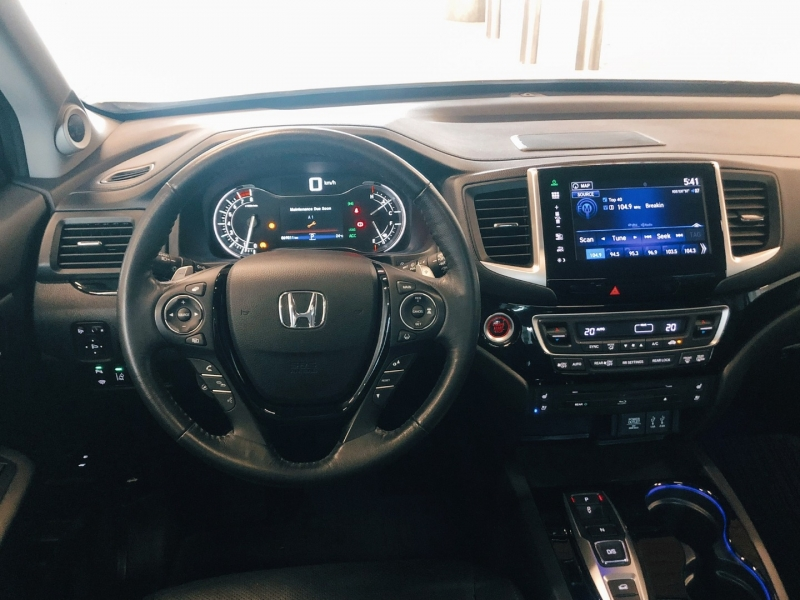 Honda Pilot 2016 price $0