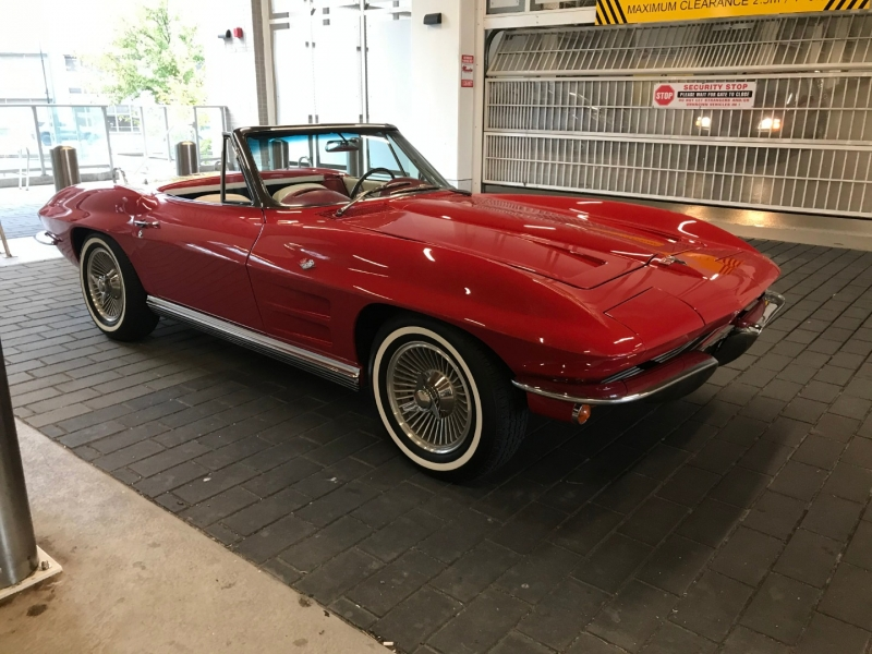 Chevrolet Corvette 1964 price $0