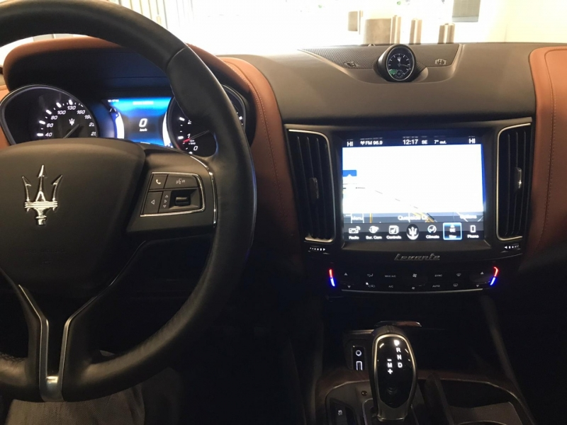 Maserati Levante 2017 price $73,000