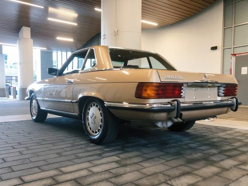 Mercedes-Benz 280SL 1981 price $20,000