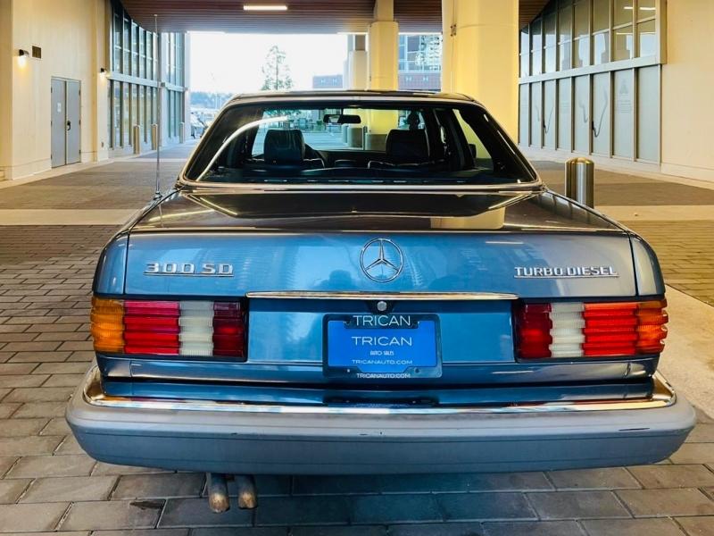 Mercedes-Benz 300 Series 1982 price $11,000
