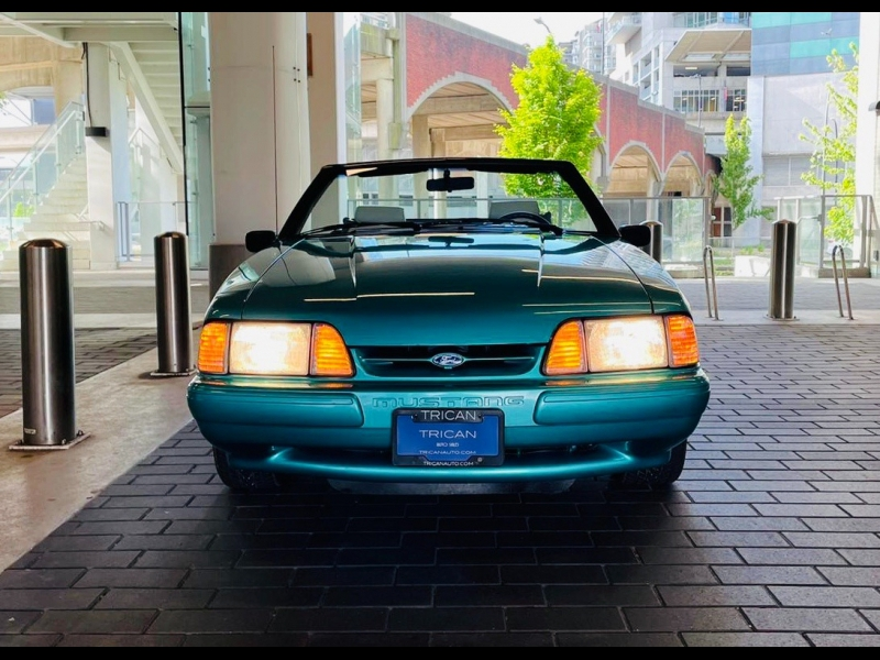 Ford Mustang 1993 price $32,000