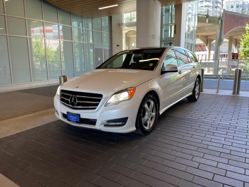 Mercedes-Benz R-Class 2011 price $15,800