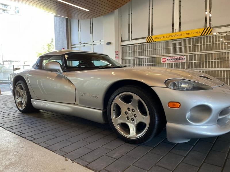 Dodge Viper 1999 price $0