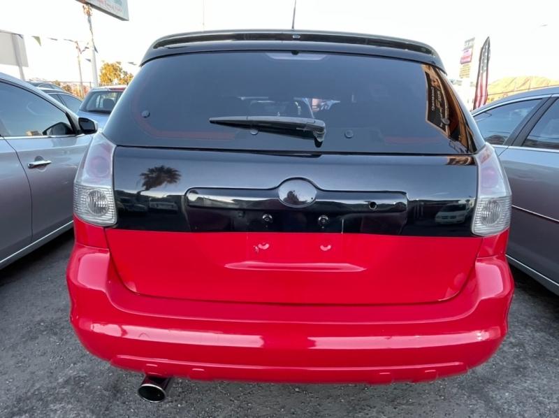Toyota Matrix 2005 price $4,495 Cash