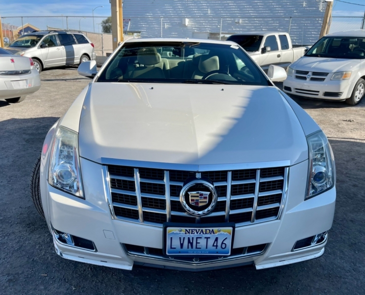 Cadillac CTS Coupe 2014 price $16,999 Cash